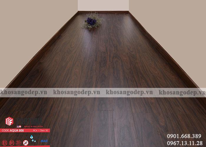 Sàn gỗ Fortune 8mm 808