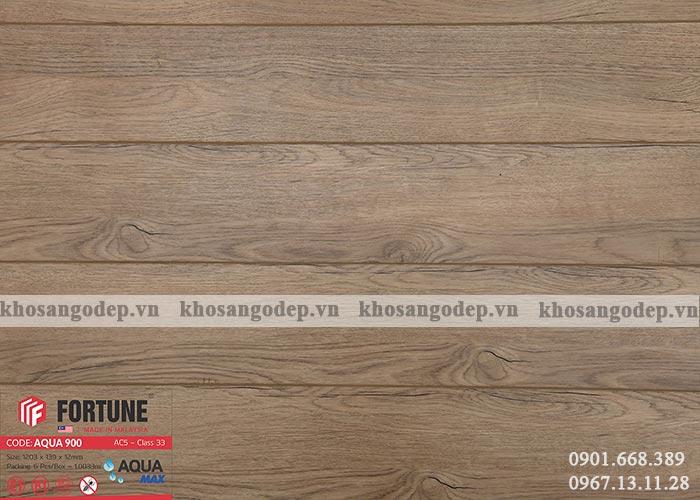 Sàn gỗ Malaysia Fortune 12mm 900