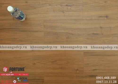 Sàn gỗ Fortune 8mm Aqua 804