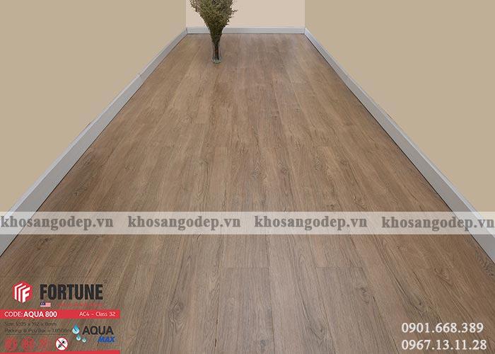 Sàn gỗ Malaysia Fortune 800