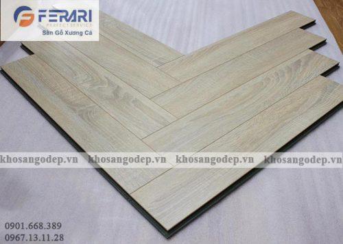 Sàn gỗ xương cá Ferary FA90