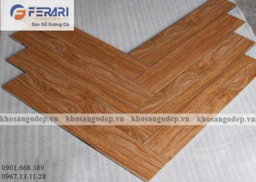 Sàn gỗ xương cá Ferary FA92Sàn gỗ xương cá Ferary FA92