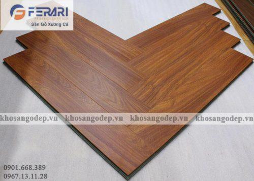 Sàn gỗ xương cá Ferary FA95