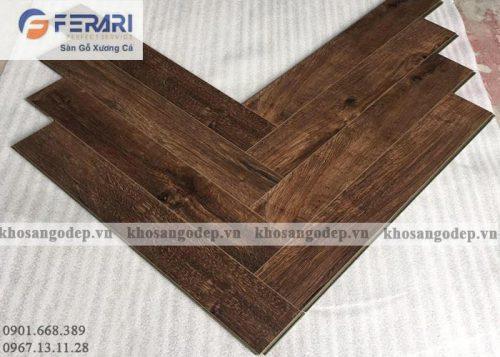 Sàn gỗ xương cá Ferary FA98