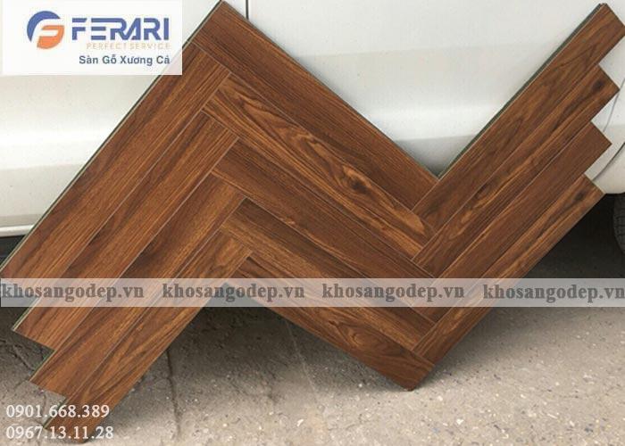 Sàn gỗ xương cá Ferary FA99