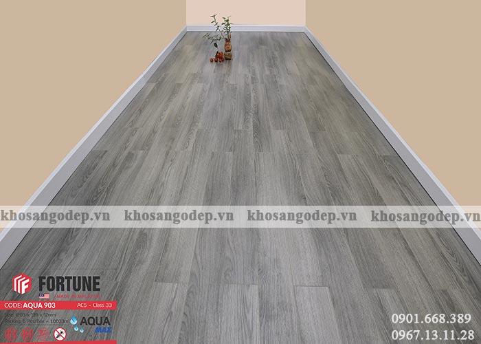 Sàn gỗ Malaysia Fortune 12mm 903