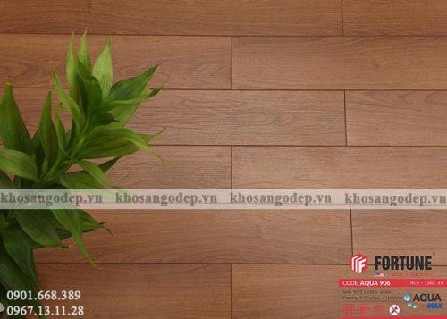 Sàn gỗ Malaysia Fortune 12mm 906