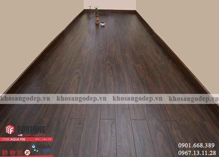 Sàn gỗ Fortune 12mm 908