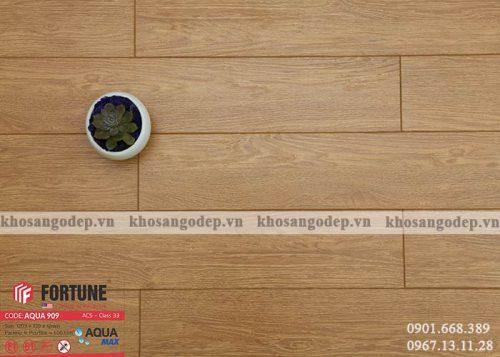 Sàn gỗ Malaysia Fortune 12mm 909 tại Hà Nội