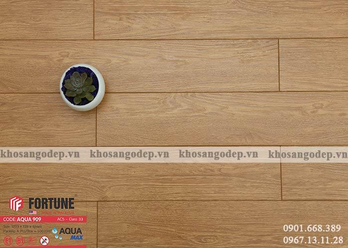 Sàn gỗ Fortune Aqua 909
