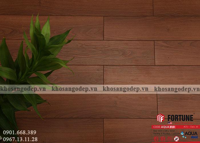 Sàn gỗ Fortune Aqua 910