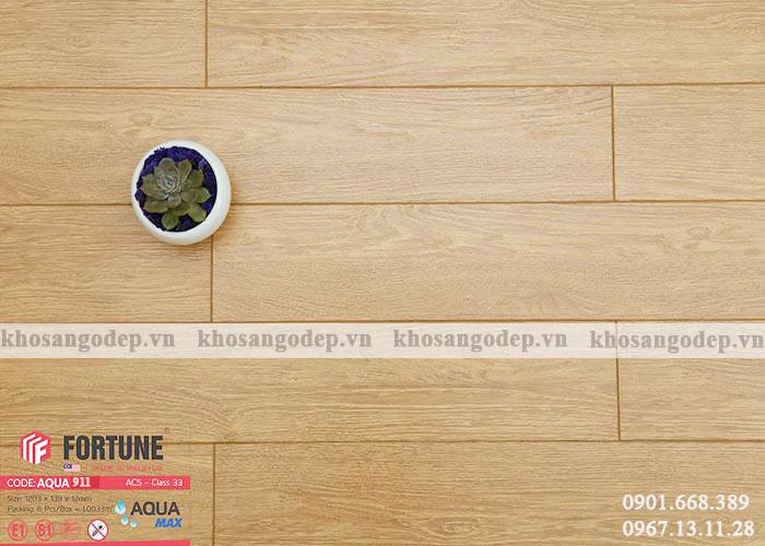 Sàn gỗ Fortune Aqua 911