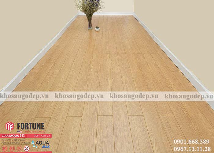 Sàn gỗ Fortune 12mm 911