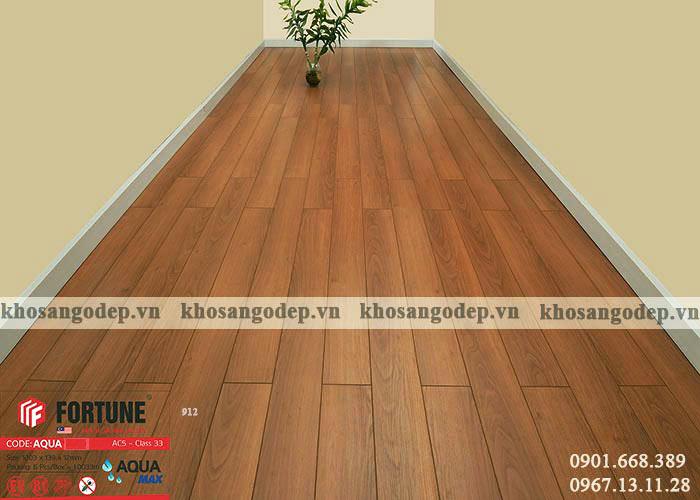Sàn gỗ Fortune 12mm 912 tại Hà Nội