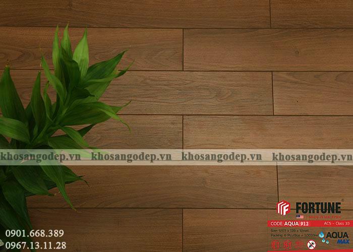 Sàn gỗ Fortune Aqua 912