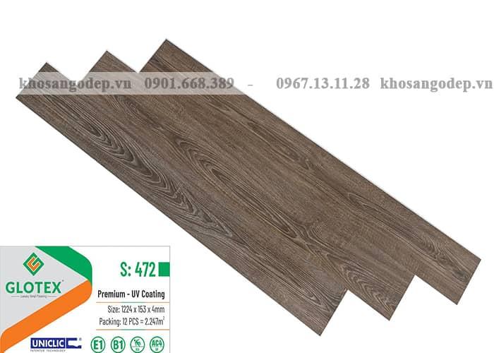 Sàn nhựa Glotex S472