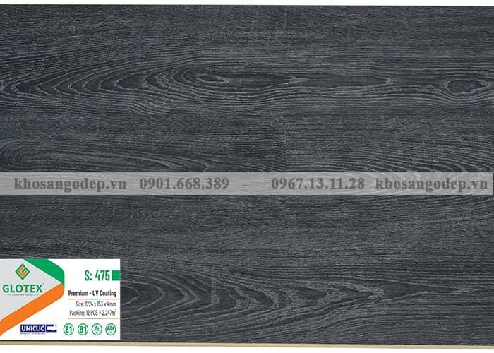 Sàn nhựa Glotex 4mm S475