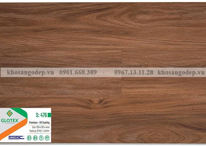 Sàn nhựa Glotex 4mm S476