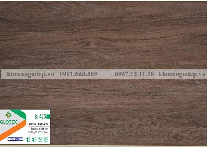 Sàn nhựa Glotex 4mm S473