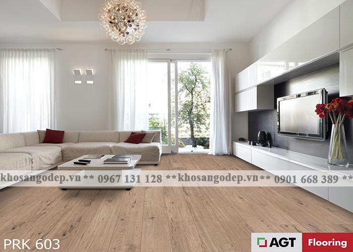 Sàn gỗ AGT 10mm PRK603 tại Hà Nội