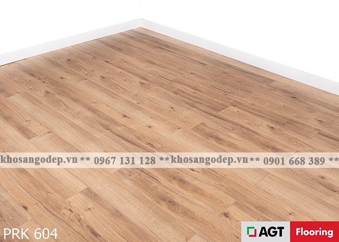 Sàn gỗ Thổ Nhĩ Kỳ AGT 10mm màu vàng nhạt