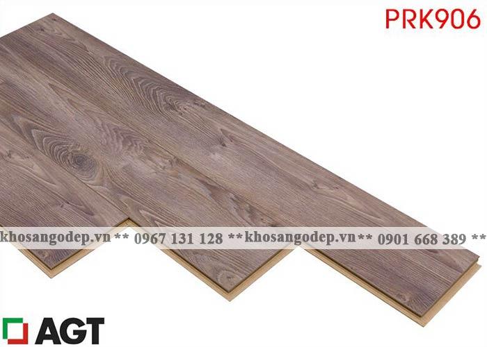 Sàn gỗ AGT màu nâu trầm