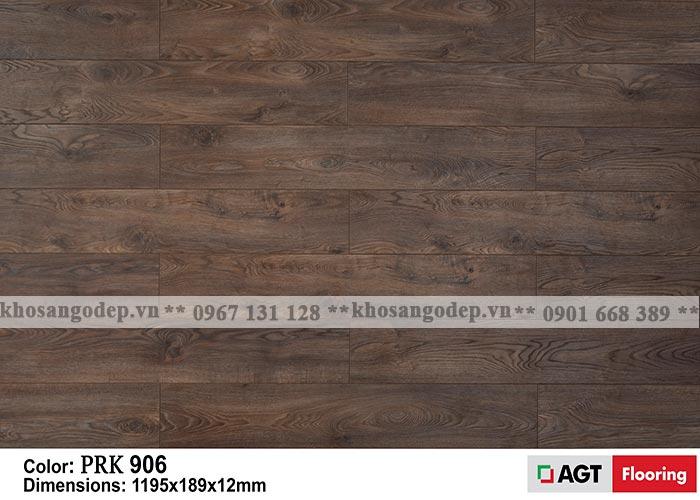 Sàn gỗ Thổ Nhĩ Kỳ AGT 12mm PRK906