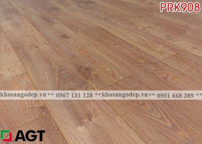 Sàn gỗ Thổ Nhĩ Kỳ AGT 12mm màu nâu