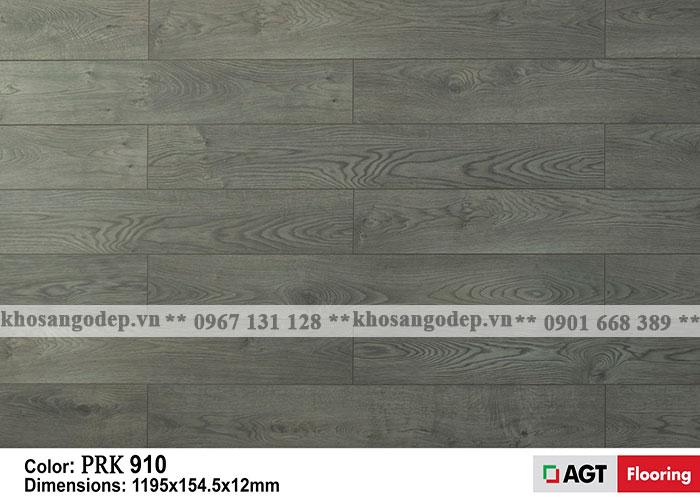 Sàn gỗ AGT 12mm màu ghi vàng