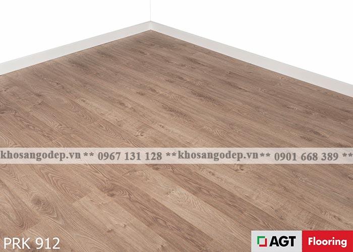 Sàn gỗ Thổ Nhĩ Kỳ AGT 12mm màu vàng nhạt