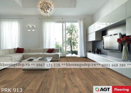 Sàn gỗ AGT 12mm PRK913 tại Hà Nội