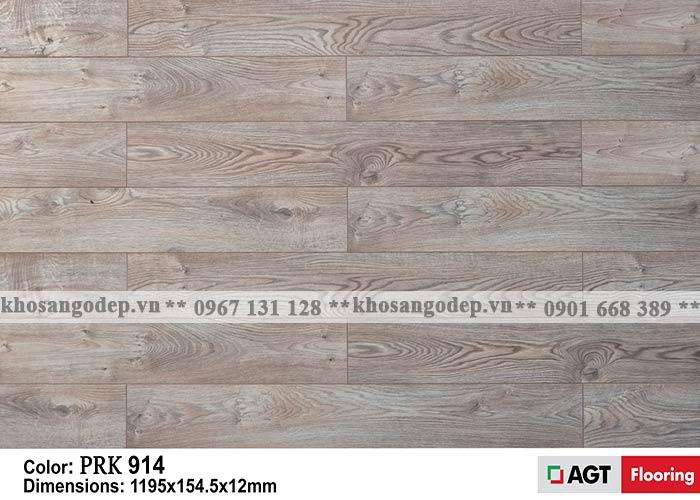 Sàn gỗ Thổ Nhĩ Kỳ AGT 12mm PRK914
