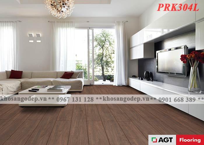 Sàn gỗ AGT 8mm PRK304L tại Hà Nội