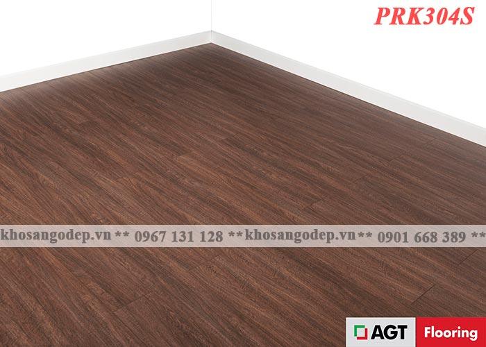 Sàn gỗ AGT 8mm màu xám đen
