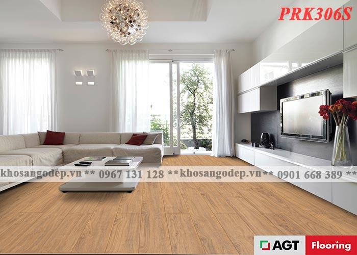 Sàn gỗ AGT 8mm PRK306S tại Hà Nội