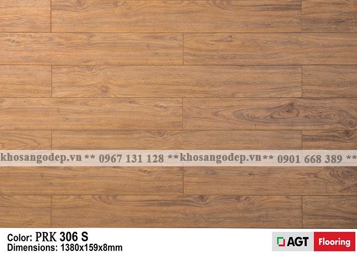 Sàn gỗ AGT 8mm màu vàng nâu