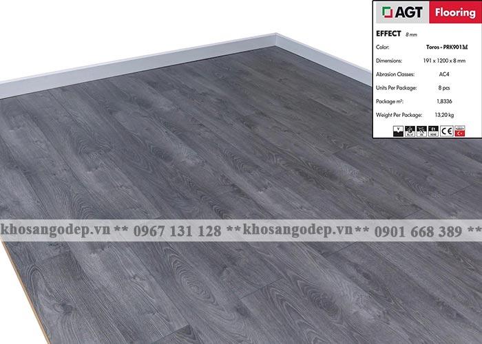 Sàn gỗ AGT 8mm PRK901M tại Hà Nội
