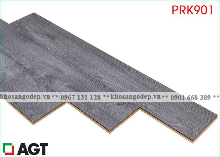 Sàn gỗ Thổ Nhĩ Kỳ AGT 12mm màu ghi đen