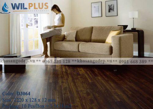 Sàn gỗ Wilplus Diamond D3064
