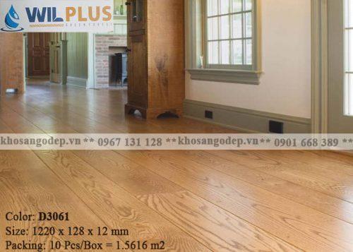 Sàn gỗ Wilplus Diamond D3061