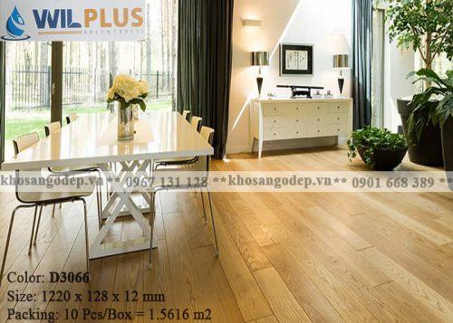 Sàn gỗ Wilplus Diamond D3066
