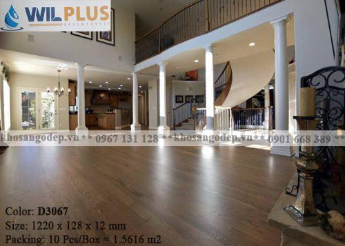 Sàn gỗ Wilplus Diamond D3067
