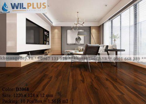 Sàn gỗ Wilplus Diamond D3068