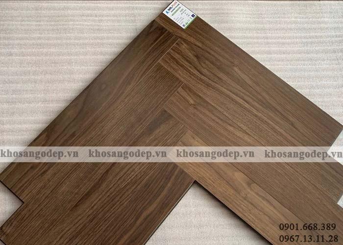 Sàn gỗ xương cá Wilplus X1202 tại Hà Nội