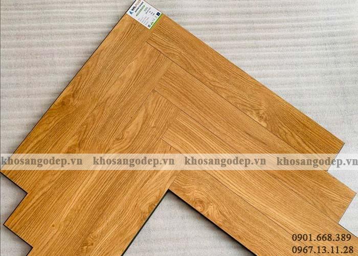 Sàn gỗ xương cá Wilplus X1203 tại Hà Nội