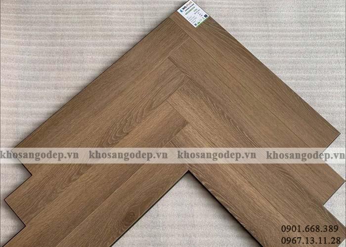 Sàn gỗ xương cá Wilplus X1204 tại Hà Nội