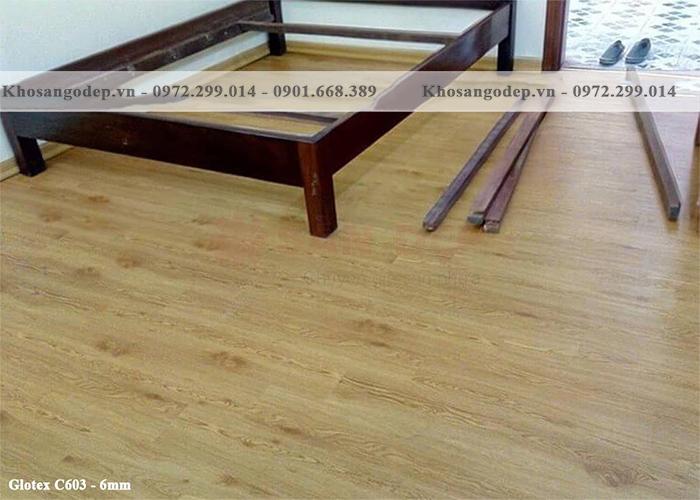Sàn nhựa Glotex C603