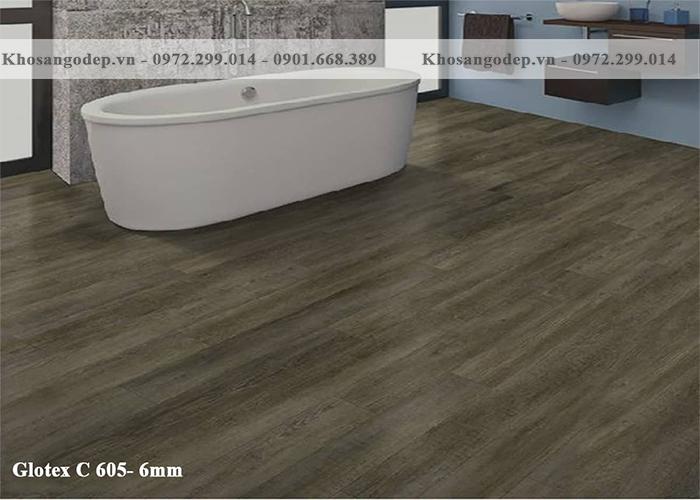 Sàn nhựa Glotex C605