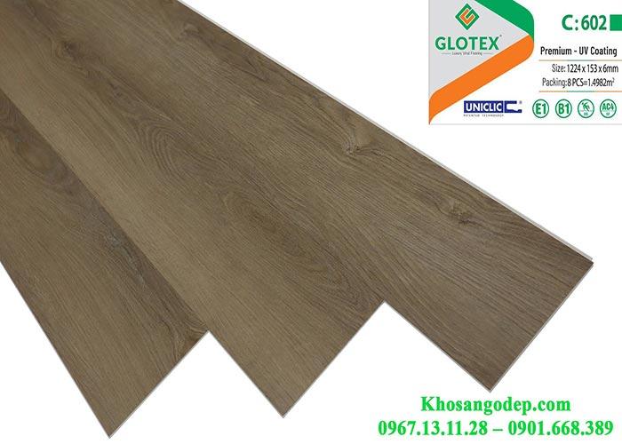 Sàn nhựa Glotex 6mm C602