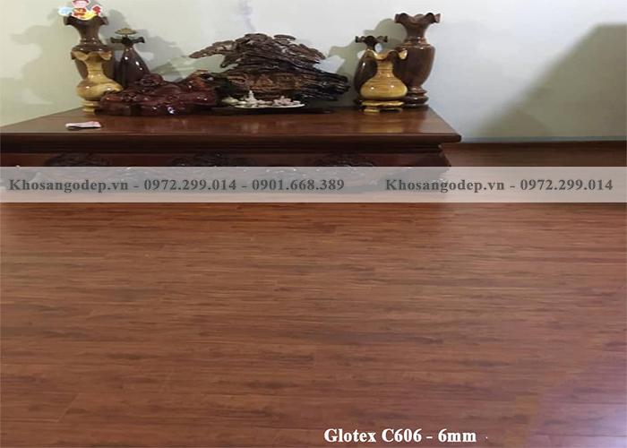 Sàn nhựa Glotex C606